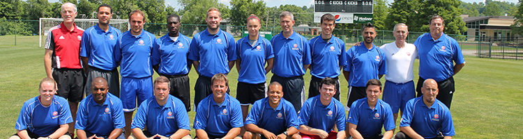 Soccer Coaches - Ohio University Coaching Education Soccer Track Cohort - Never Stop Learning